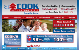 Cook Heating & Air Conditioning