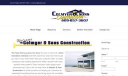 J Colmyer N Sons Construction