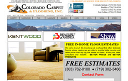 Colorado Carpet & Flooring, Inc.