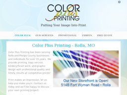 Color Plus Printing