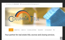 Columbia Title Company