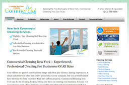 Commercial Cleaning New York
