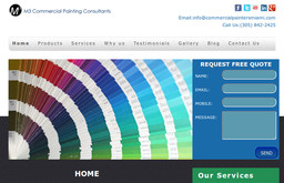 M3 Commercial Painting Consultants