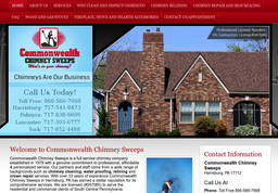 Commonwealth Chimney Sweeps On Allentown Blvd In