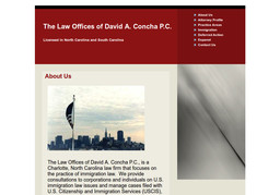 Concha David A PC Law Office of