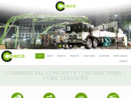 Conco Commercial Concrete Contractors