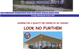 Conejo Wholesale Auto