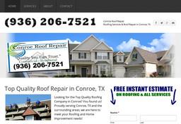 Conroe Roof Repair In Conroe Tx 936 206 7521 Roofing