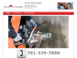 Concrete Sawing Company