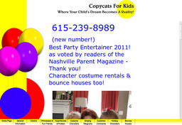 Copycats For Kids
