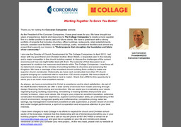 Corcoran Construction Inc