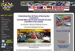 Corvette Mike of New England