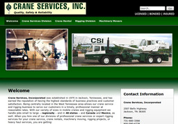 Crane Services Inc