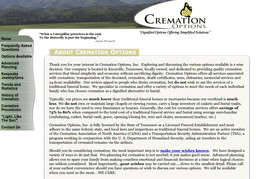 Cremation Options Inc