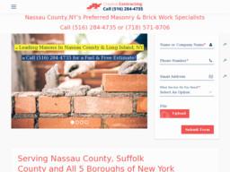Creative Masonry And Concrete In Westbury Ny 516 284