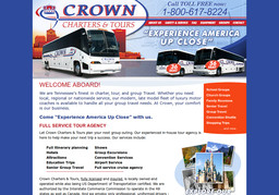 Crown Charters & Tours