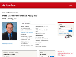 Dale Carney Insurance Agcy Inc - State Farm Insurance Agent