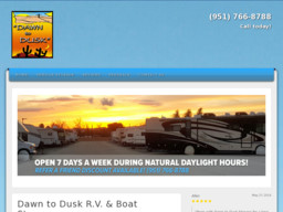 Dawn To Dusk R.V. & Boat Storage