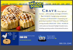 Daylight Donuts - Woody'Z