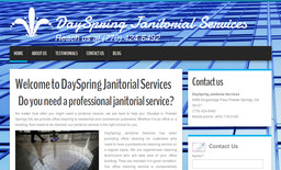 dayspring janitorial services