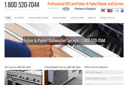 DCS and Fisher & Paykel Appliance Repair Service