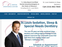 The Dental Anesthesia Center: Sedation and Sleep Dentistry