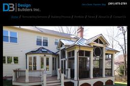 Design Builders Inc On Brook Ln In Bethesda Md 301 875