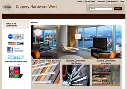 Drapery Hardware West