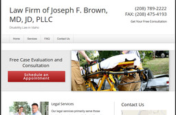 Law Firm of Joseph F. Brown, MD, JD, PLLC