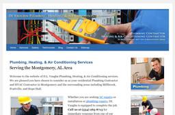 D.L. Vaughn Plumbing, Heating & Air Conditioning
