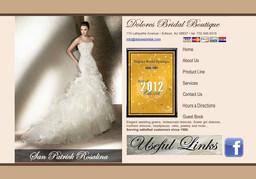 Dolores Bridal Boutique Inc