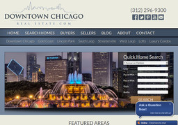 Downtown Chicago Real Estate