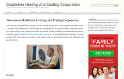 DoubleTree Heating and Cooling