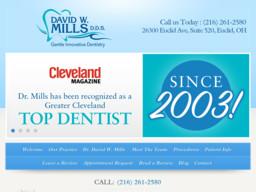 David W. Mills, DDS