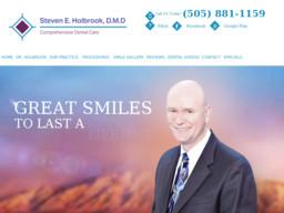 Steven E. Holbrook, DMD