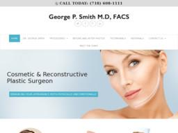 George P. Smith MD, FACS