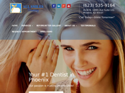 All Smiles Dentistry - Dr. Sheyda Zahiri