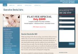 Executive Dental Arts