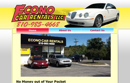 Econo Car Rentals Llc On Pine Grove Ave In Port Huron Mi 810 985