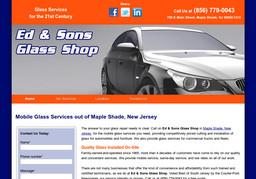 Ed & Sons Auto Glass Inc