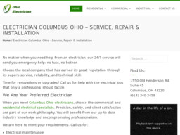 Columbus Ohio Electrician