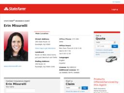 Erin Misurelli State Farm Insurance