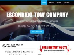 Escondido Tow Company