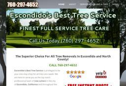 Escondido's Best Tree Service