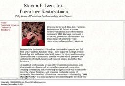 Custom Furniture Restoration