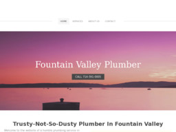Fountain Valley Plumber