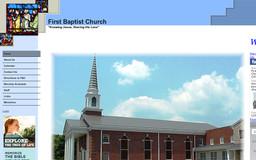 First Baptist Church - Office