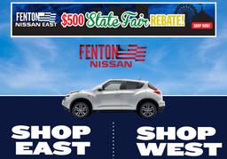 Fenton Nissan