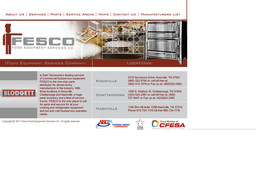 Fesco Food Equipment Services Co
