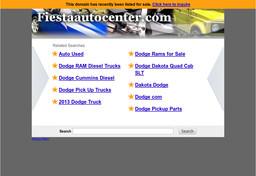 Fiesta Auto Center